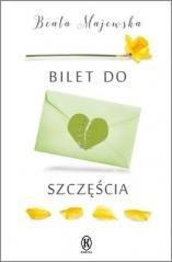Bilet do szczęścia - okładka książki
