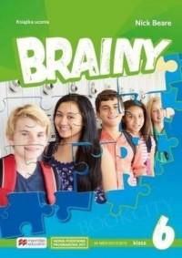 Brainy 6 SB MACMILLAN - okładka podręcznika