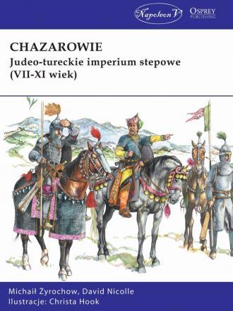 Chazarowie. Judeo-tureckie imperium - okładka książki