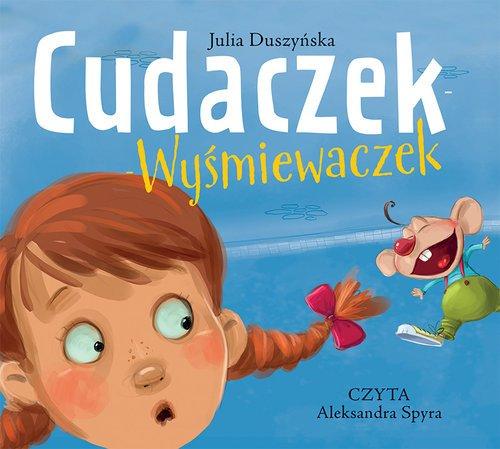Cudaczek-Wyśmiewaczek - pudełko audiobooku