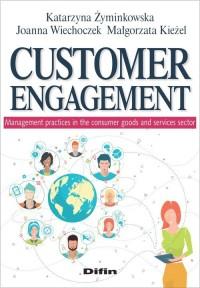 Customer engagement. Management - okładka książki