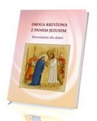 Droga Krzyżowa z Panem Jezusem. - okładka książki