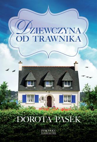 Dziewczyna od trawnika - okładka książki