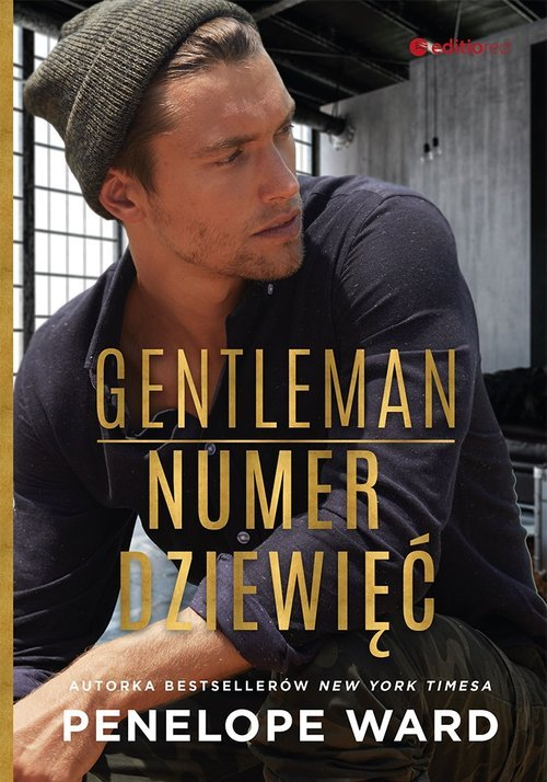 Gentleman numer dziewięć - okładka książki