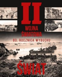 II wojna światowa. Świat - okładka książki