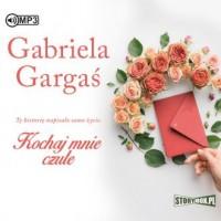 Kochaj mnie czule (CD mp3) - pudełko audiobooku