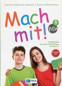 Mach mit! neu 3. Szkoła podstawowa. - okładka podręcznika