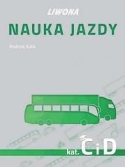 Nauka jazdy. Kategoria C i D - okładka książki