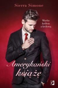 Nowy Camelot 2. Amerykański książę. - okładka książki