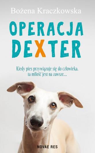 Operacja Dexter - okładka książki