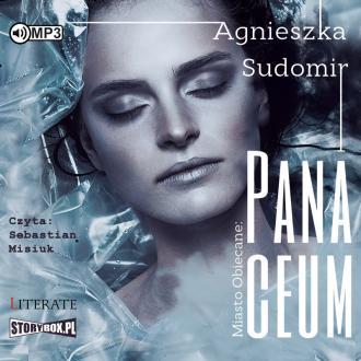 Panaceum (CD mp3) - pudełko audiobooku