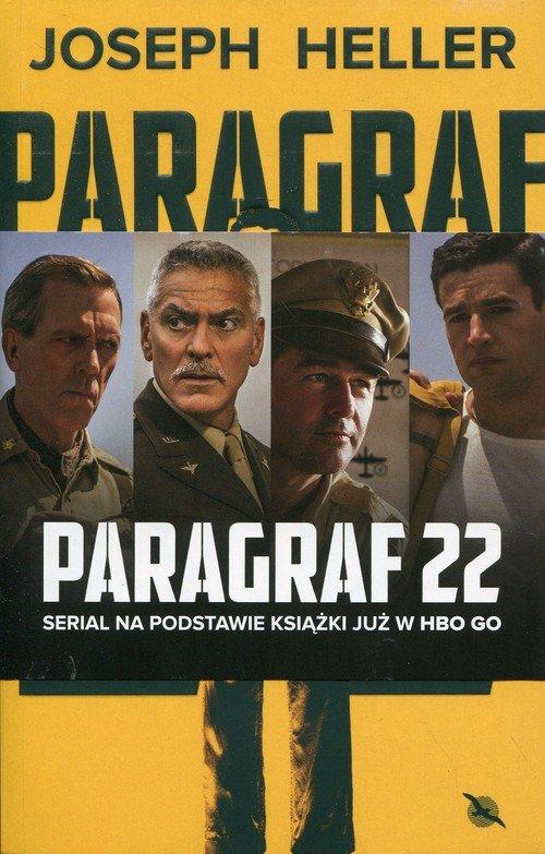 Paragraf 22 (okładka filmowa) - okładka książki