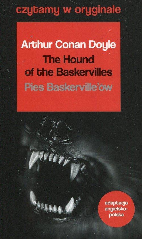 Pies Baskerville ów / The Hound - okładka książki