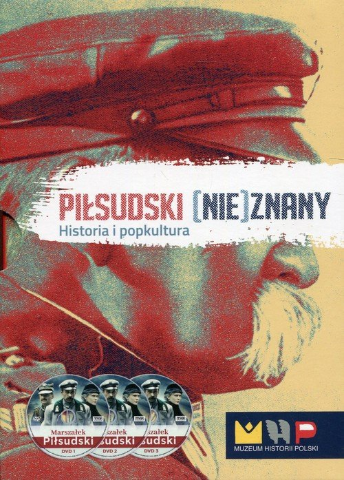 Piłsudski (nie)znany. Historia - okładka książki