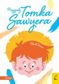Przygody Tomka Sawyera - okładka podręcznika