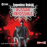 Russian Impossible (CD mp3) - pudełko audiobooku