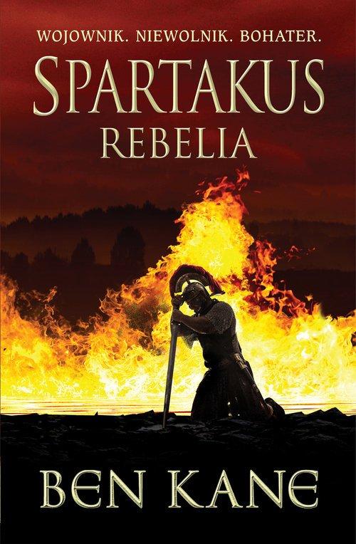 Spartakus Rebelia - okładka książki