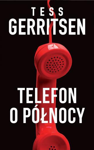 Telefon o północy - okładka książki
