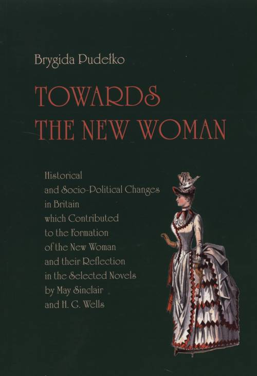Towards the new woman. Historical - okładka książki