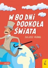 W 80 dni dookoła świata - okładka podręcznika