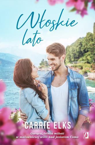 Włoskie lato - okładka książki