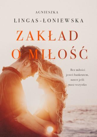 Zakład o miłość - okładka książki