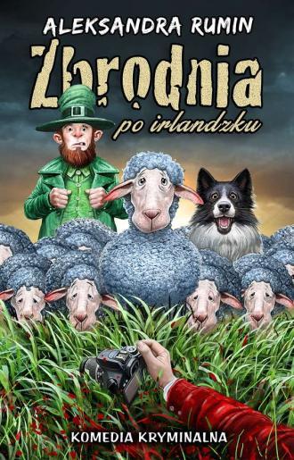 Zbrodnia po irlandzku - okładka książki