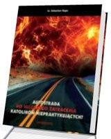 Autostrada do wiecznego zatracenia - okładka książki