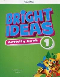 Bright Ideas 1 Activity Book + - okładka podręcznika