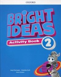 Bright Ideas 2 Activity Book + - okładka podręcznika