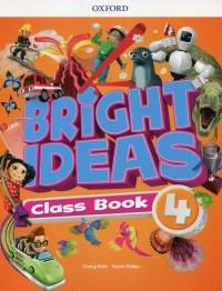 Bright Ideas 4 Class Book - okładka podręcznika