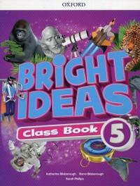 Bright Ideas 5 Class Book - okładka podręcznika