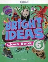 Bright Ideas 6 Activity Book + - okładka podręcznika