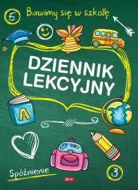 Dziennik lekcyjny (z dzienniczkiem - okładka podręcznika