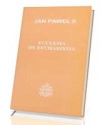 Ecclesia de Eucharistia - okładka książki