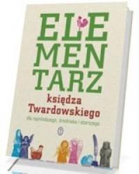 Elementarz księdza Twardowskiego - okładka książki