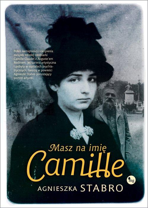 Masz na imię Camille - okładka książki
