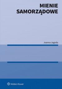 Mienie samorządowe - okładka książki