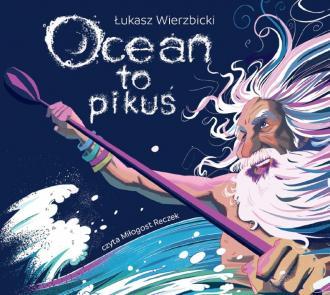 Ocean to pikuś - pudełko audiobooku