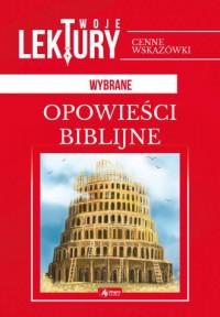 Opowieści biblijne - okładka podręcznika
