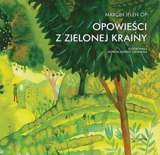Opowieści z Zielonej Krainy - okładka książki