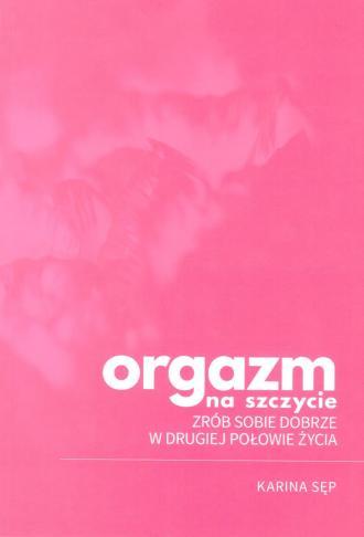 Orgazm na szczycie - okładka książki