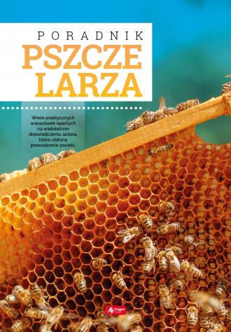 Poradnik pszczelarza - okładka książki
