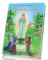 Przychodzę z nieba! - okładka książki