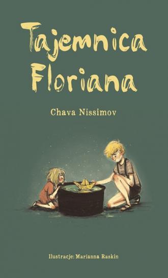 Tajemnica Floriana - okładka książki