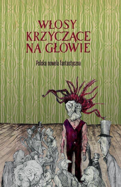 Włosy krzyczące na głowie.. Polska - okładka książki