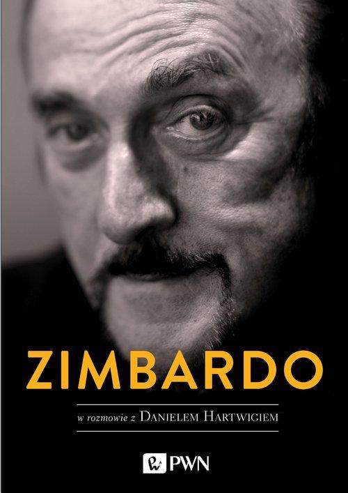 Zimbardo w rozmowie z Danielem - okładka książki