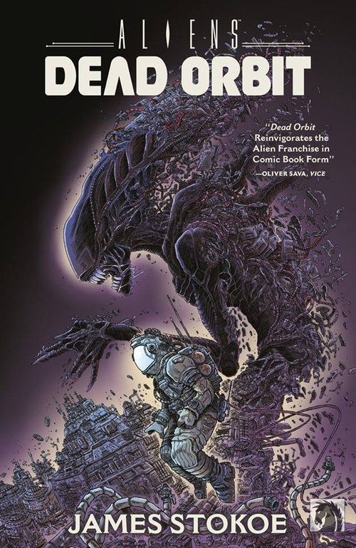 Aliens - Dead Orbit. Orbita śmierci - okładka książki