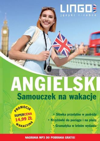 Angielski Samouczek na wakacje - okładka podręcznika