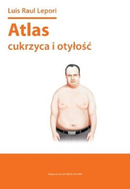 Atlas cukrzyca i otyłość - okładka książki
